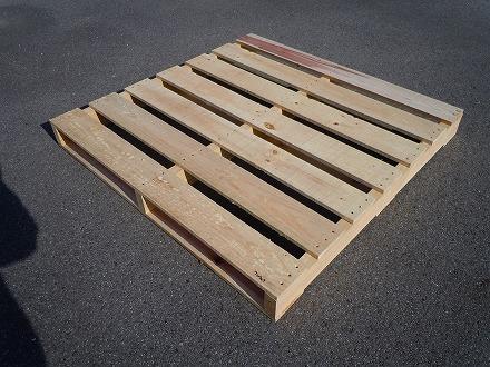 新品/木製 ワンウェイ用 1100×1100×115